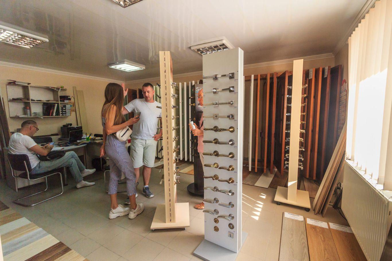 Новые двери Симферополь фото - 5